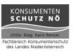 Logo Konsumentenschutz Niederösterreich